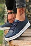 Lacivert Erkek Sneaker CH043