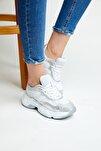Kadın Beyaz Spor Ayakkabı Tb246