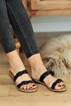 Siyah Kadın Sandalet A2074-20