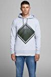 Sweatshirt - Booster Core Sweat Hood 12165093