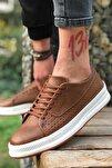Taba Erkek Sneaker CH043