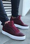 Bordo Erkek Sneaker CH004