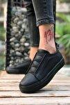 Siyah Erkek Spor Ayakkabı CH013