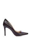Kahverengi Kadın Vegan Stiletto Ayakkabı 22 278 BN AYK