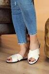 Bej Kadın Sandalet A102-20
