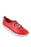 Kırmızı Kadın Ayakkabı DXTRSWMN5001