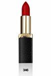Mat Ruj - Color Riche Matte Addiction Lipstick 346 Scarlet Silhouette 3600523399871