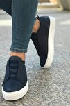 Lacivert Erkek Sneaker CH013