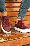 Bordo Erkek Sneaker CH015