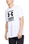 Erkek Spor T-Shirt - UA GL Foundation SS T - 1326849-100