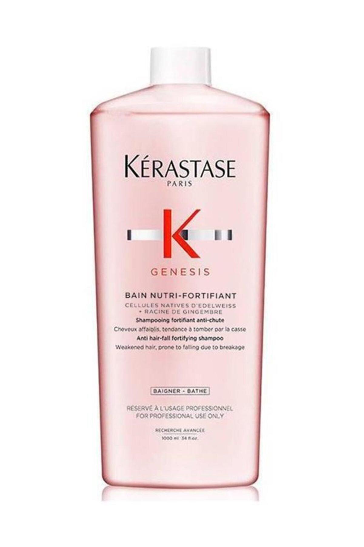 Kerastase Genesis Bain Nutri-fortifiant Dökülme Karşıtı Güçlendirici Şampuan 1000 ml