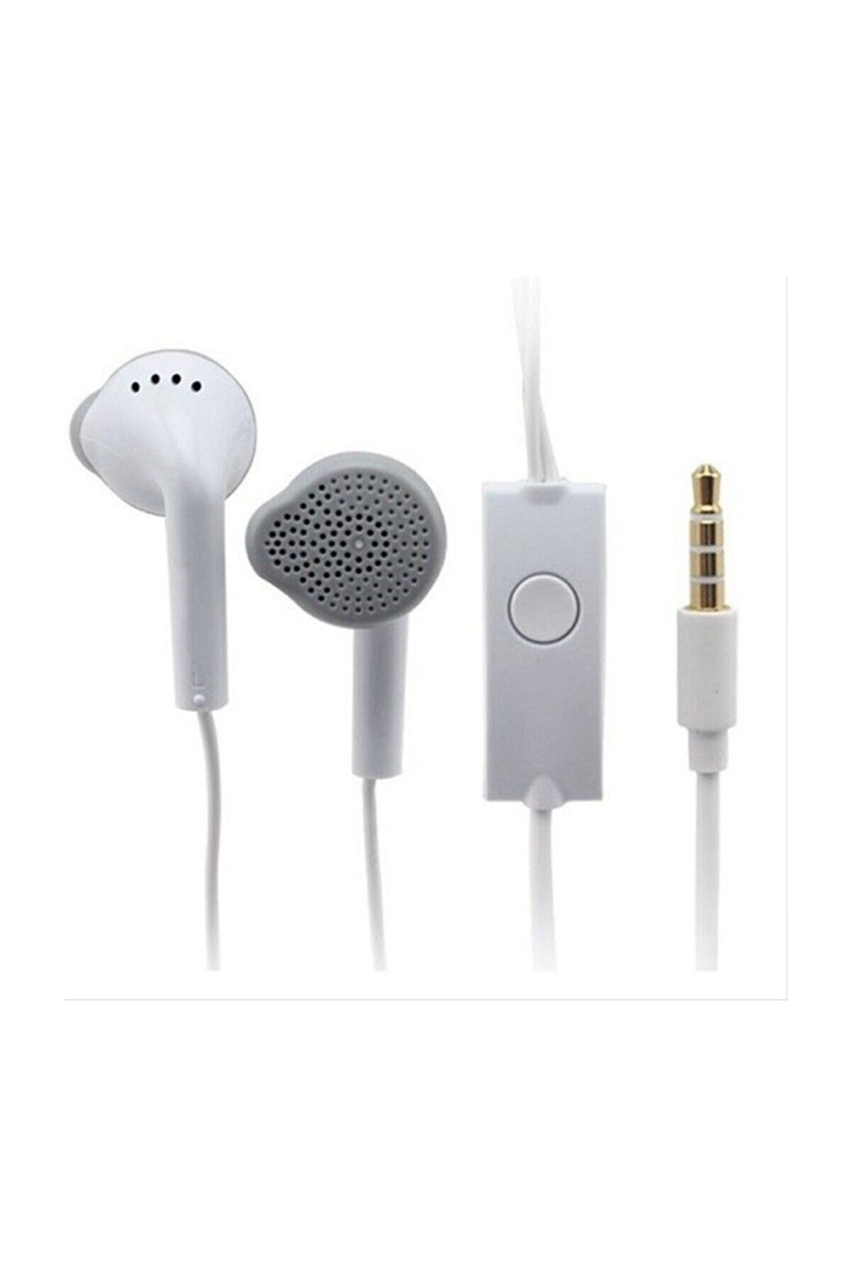 Samsung Galaxy J1 Ace - Mini - J2 - J3 - J5 -j7 Mikrofonlu Kumandalı 3.5mm Kulakiçi Kulaklık