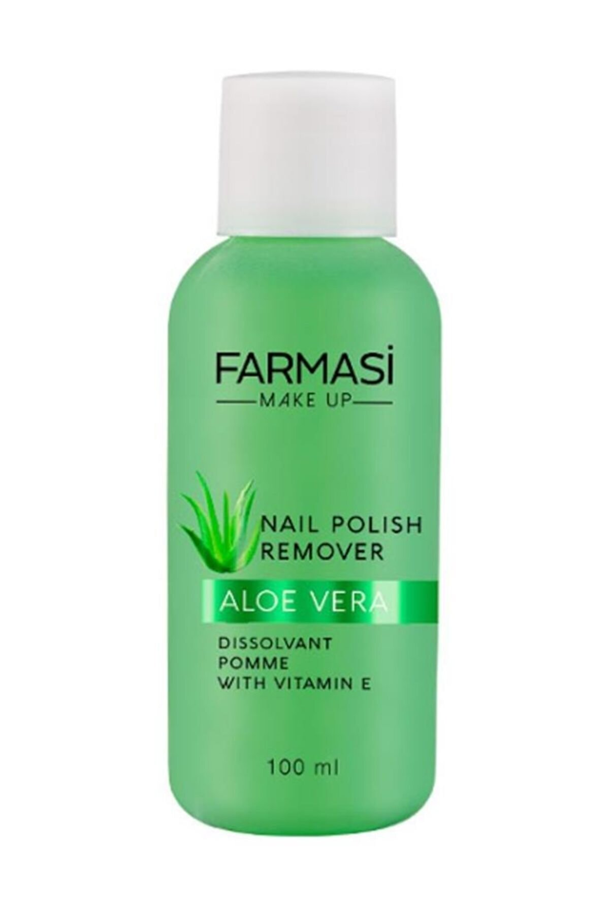 Farmasi Aloe Vera Özlü ve E vitaminli Oje Çıkarıcı 100 ml