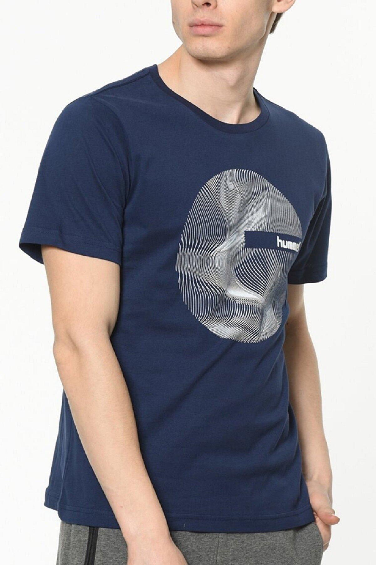 HUMMEL Erkek T-Shirt Hmlcane T-Shirt S/S