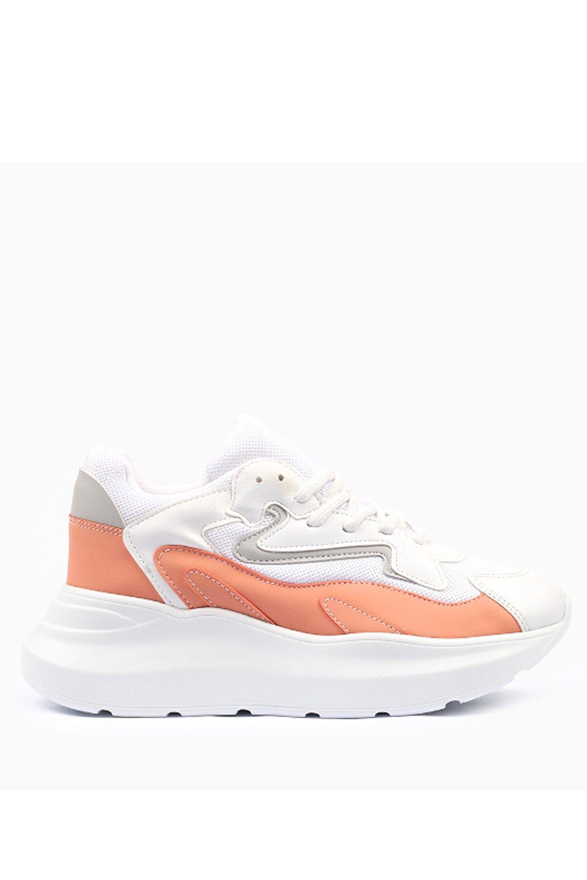 Yaya by Hotiç Beyaz  Kadın Sneaker 01AYY178880A907