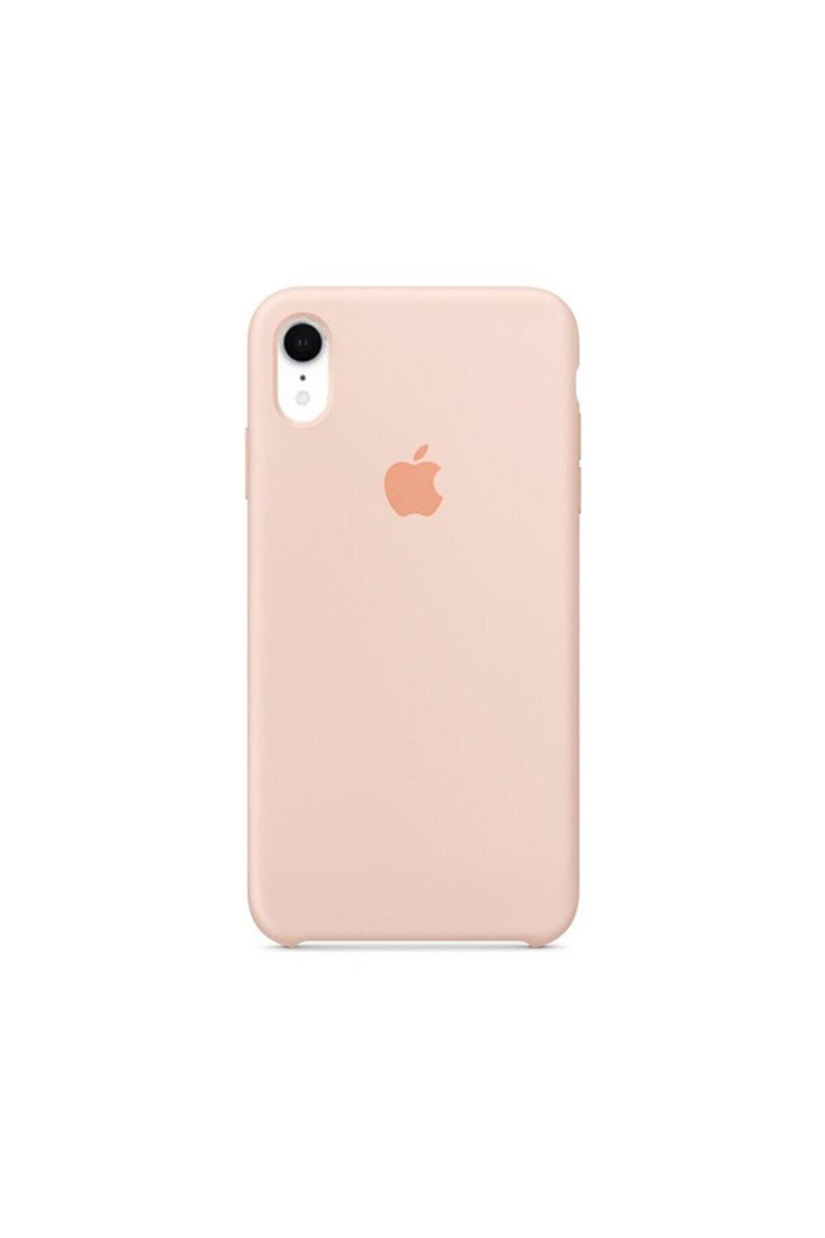 YGT Apple Logolu Iphone Xr Kılıf Lansman