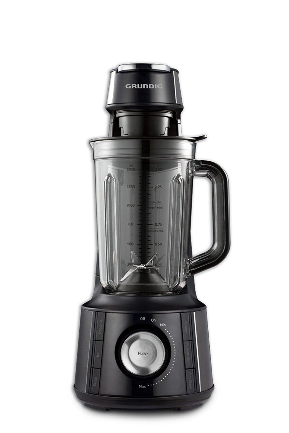 Grundig VB 8760 Professional Line Vacuum Blender - 1000 Watt