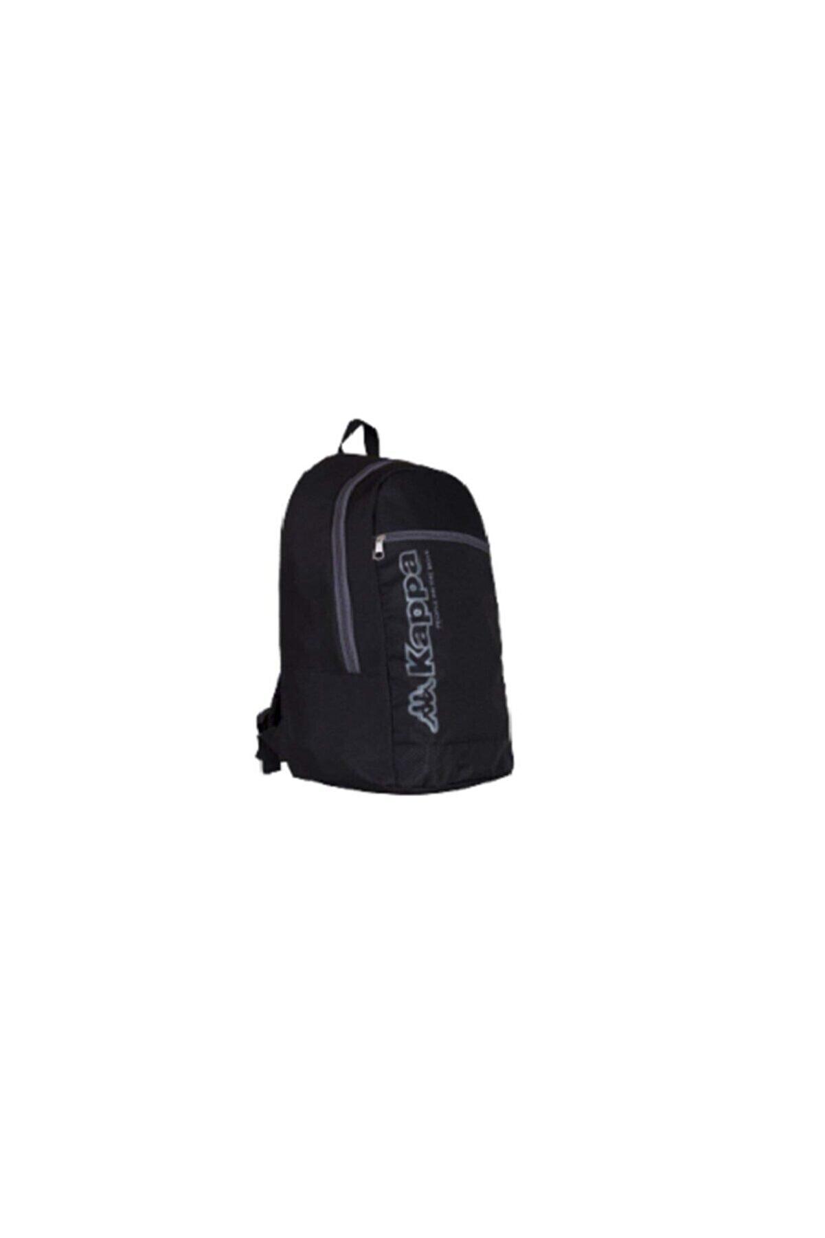 Kappa Unisex Siyah Sırt Spor Çanta