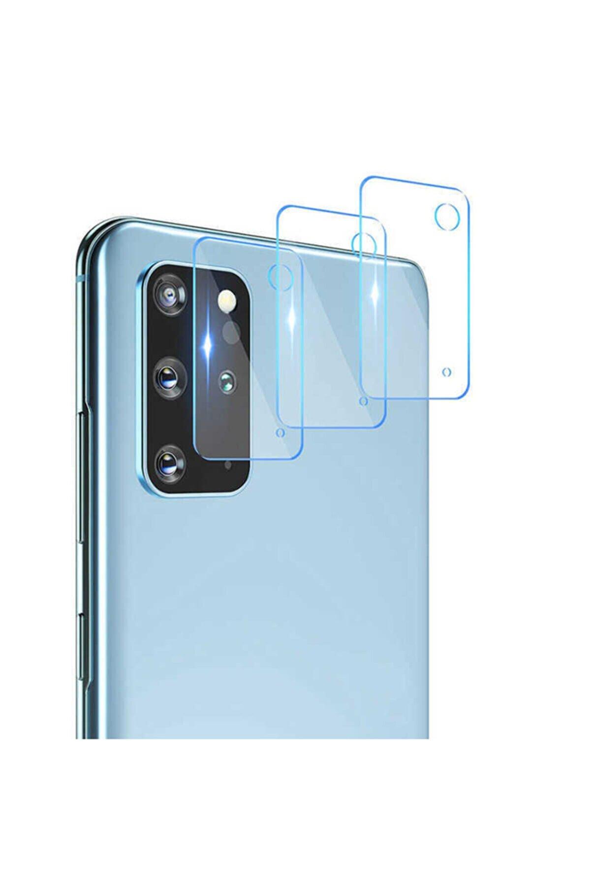 Dijimedia Galaxy S20 Plus Nano Kamera Camı