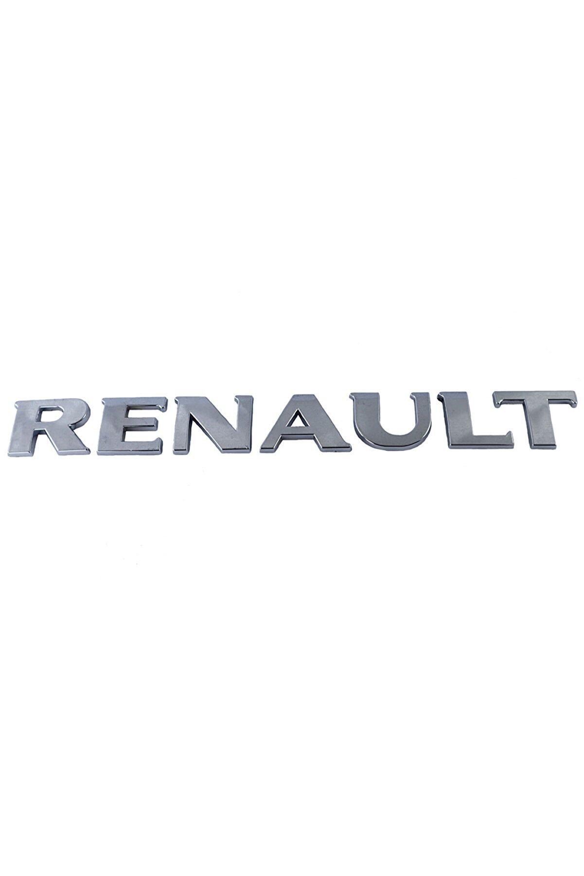 AutoAll Renault Yazu Megane 2 Clıo 3 Renault Yazısı