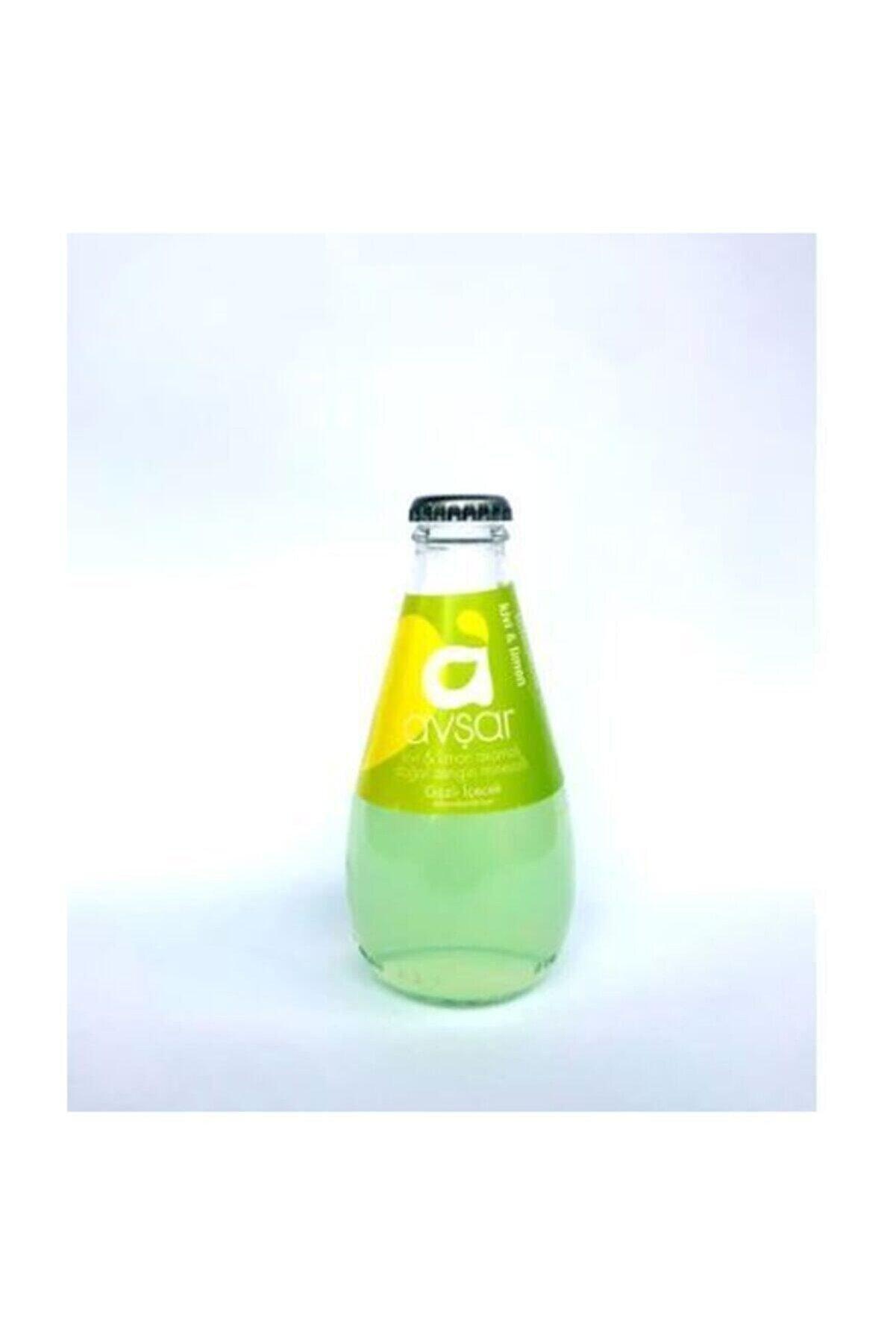Avşar Maden Suyu Kivi &limon 200 ml 6'lı