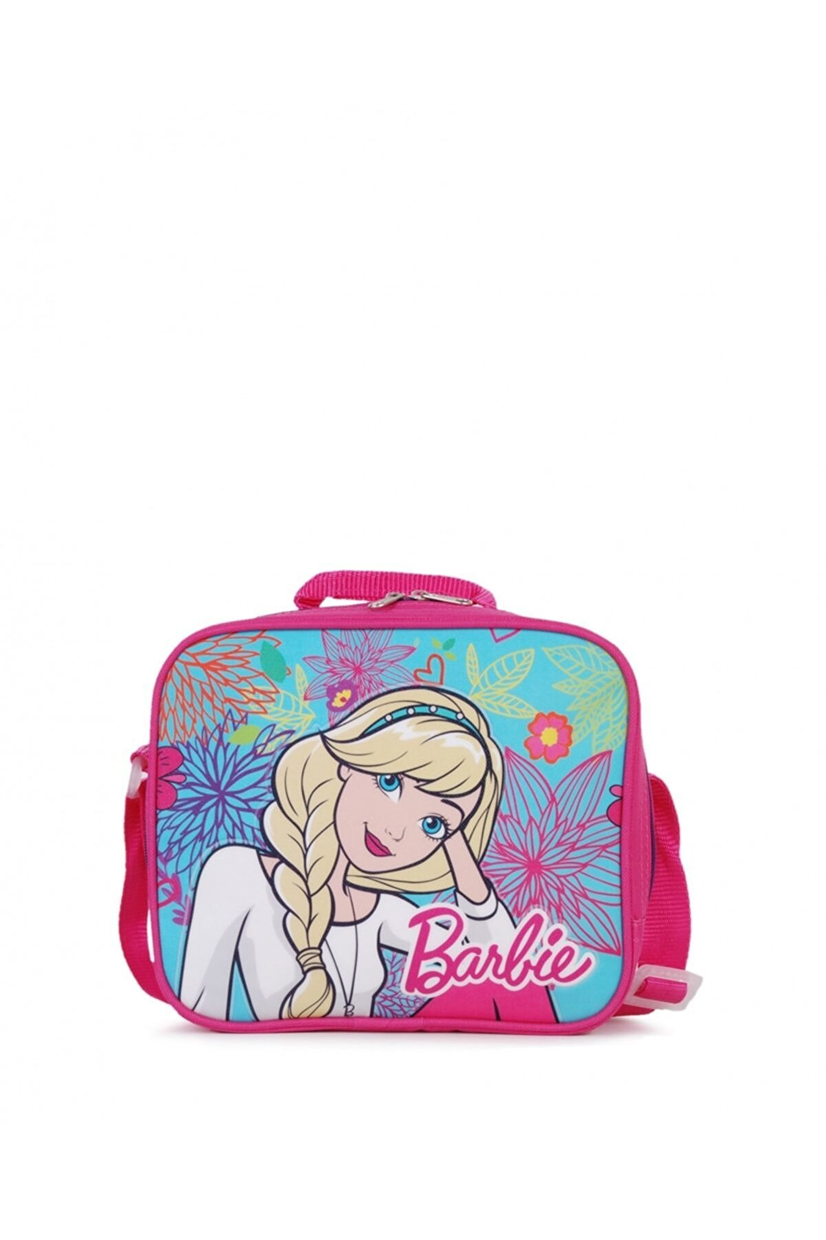 Barbie Kız Çocuk  Patterned Beslenme Çantası 96523