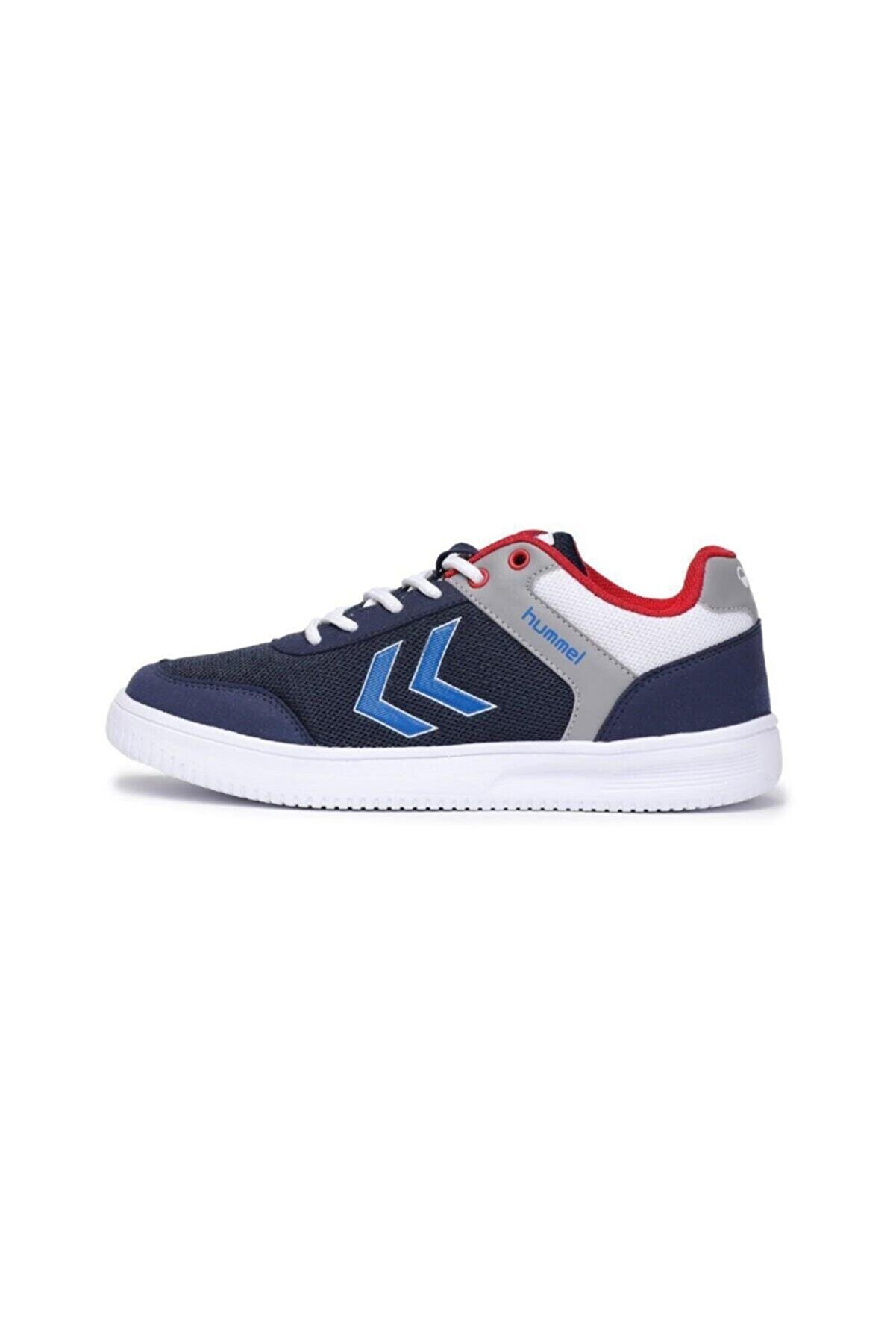 HUMMEL Unisex Beyaz Bağcıklı Sneaker