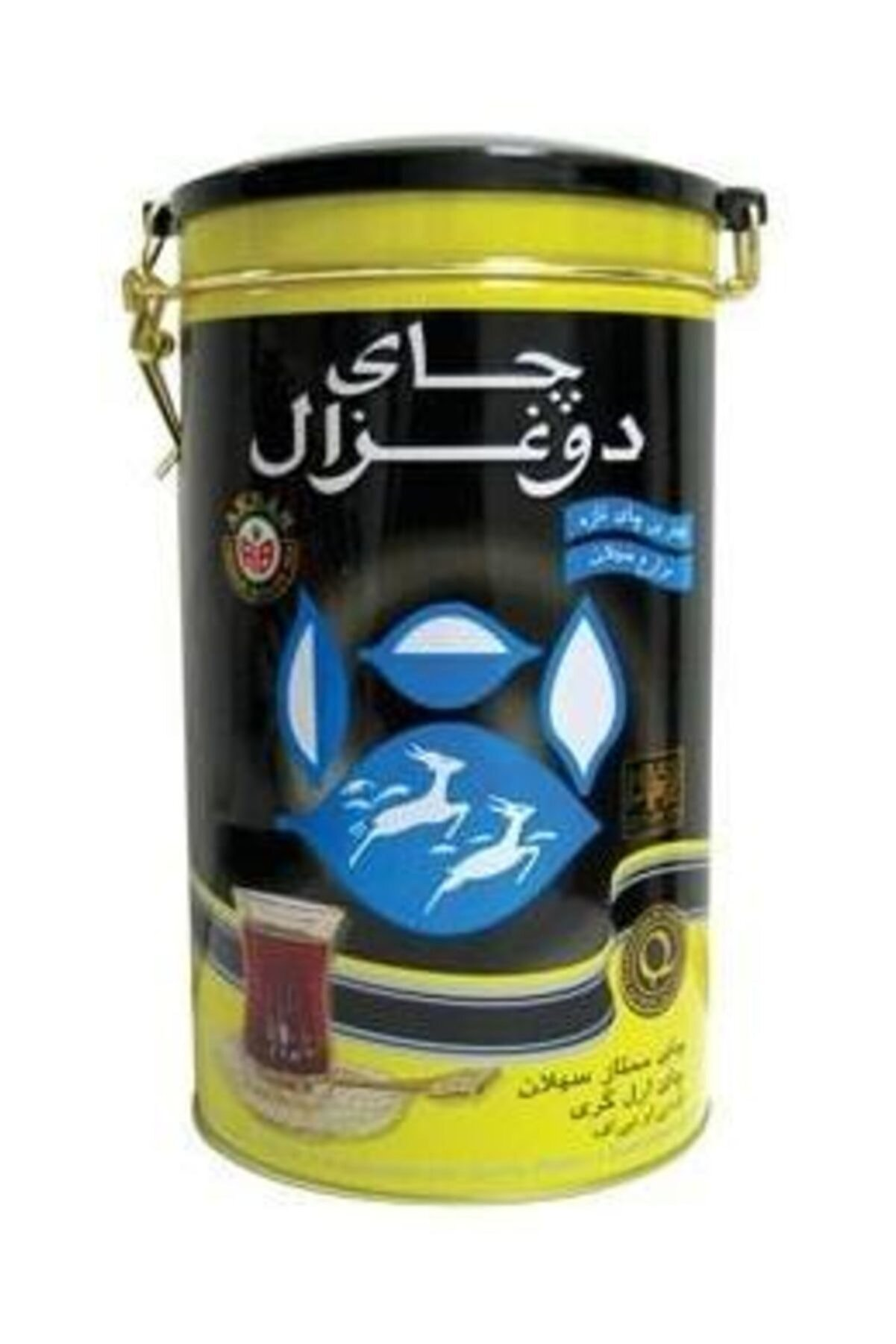 Do Ghazal Tea Do Ghazal Earl Grey Teneke Kutu