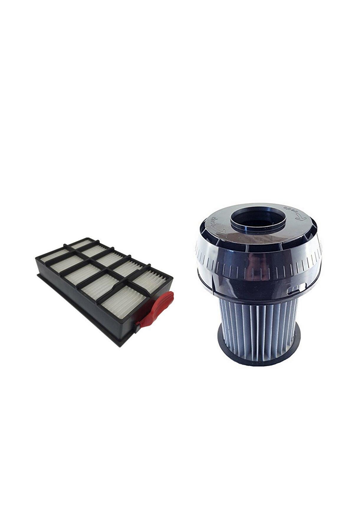 BLC Filtre Bosch Uyumlu Roxx'x Hepa Filtre Seti