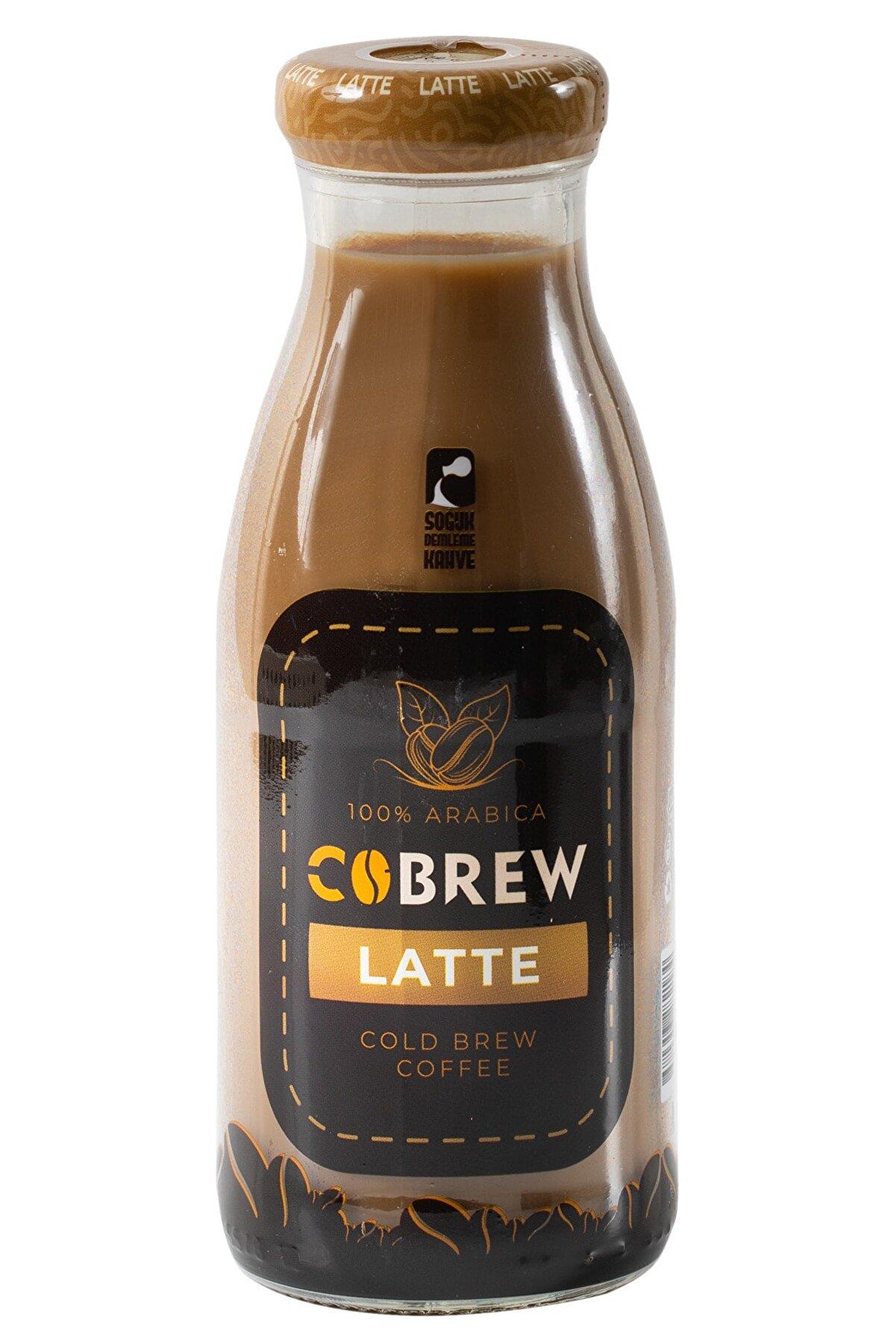 Cobrew Latte Soğuk Kahve 250 ml 1 Adet