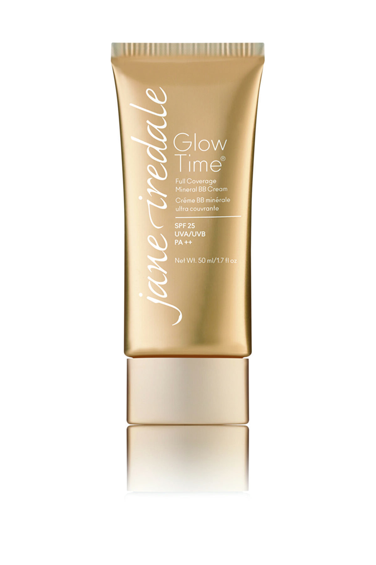 Jane Iredale Mineral BB Kapatıcı - Glow Time Full Covarage Mineral BB Cream Spf 25 BB3 50 ml 670959120366