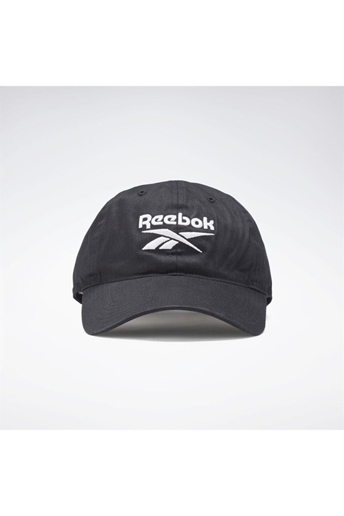 Reebok Te Logo Cap Black