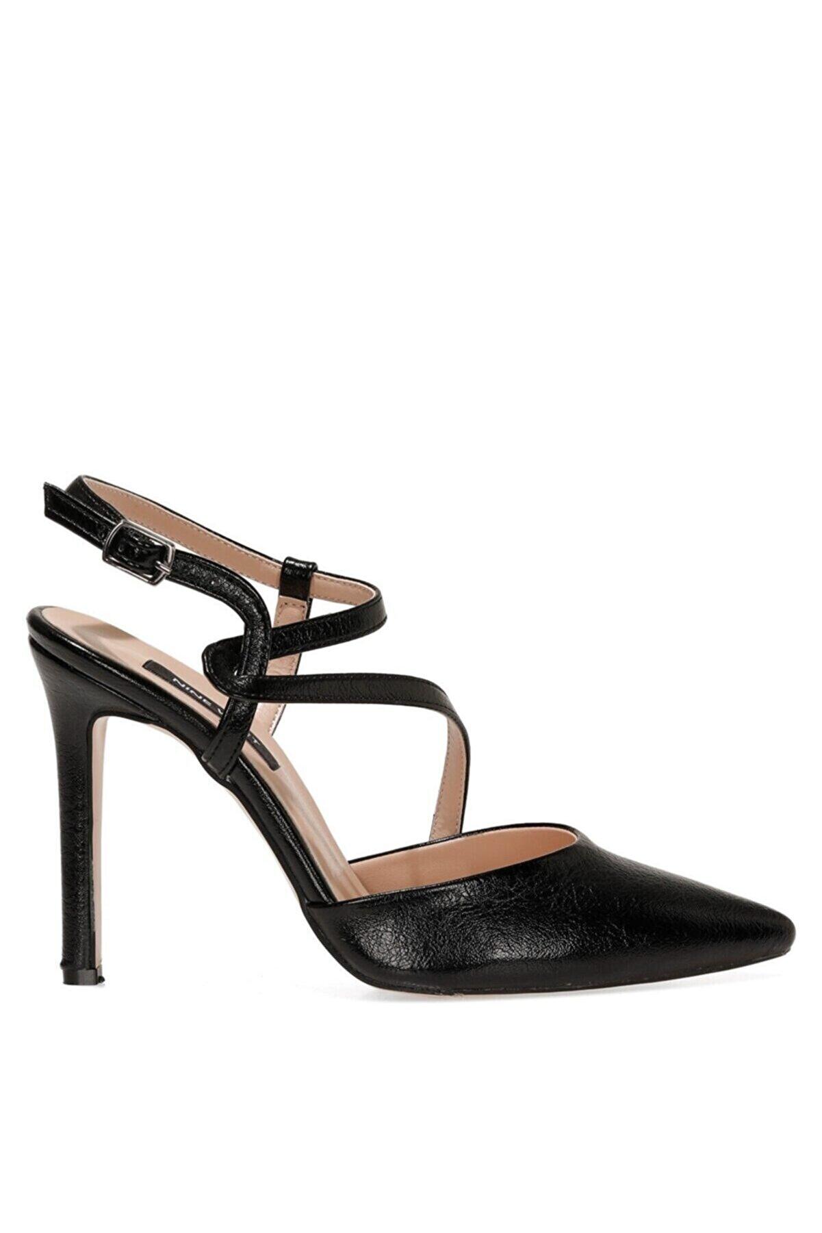 Nine West TUMLA 1FX Siyah Kadın Gova Ayakkabı 101011957