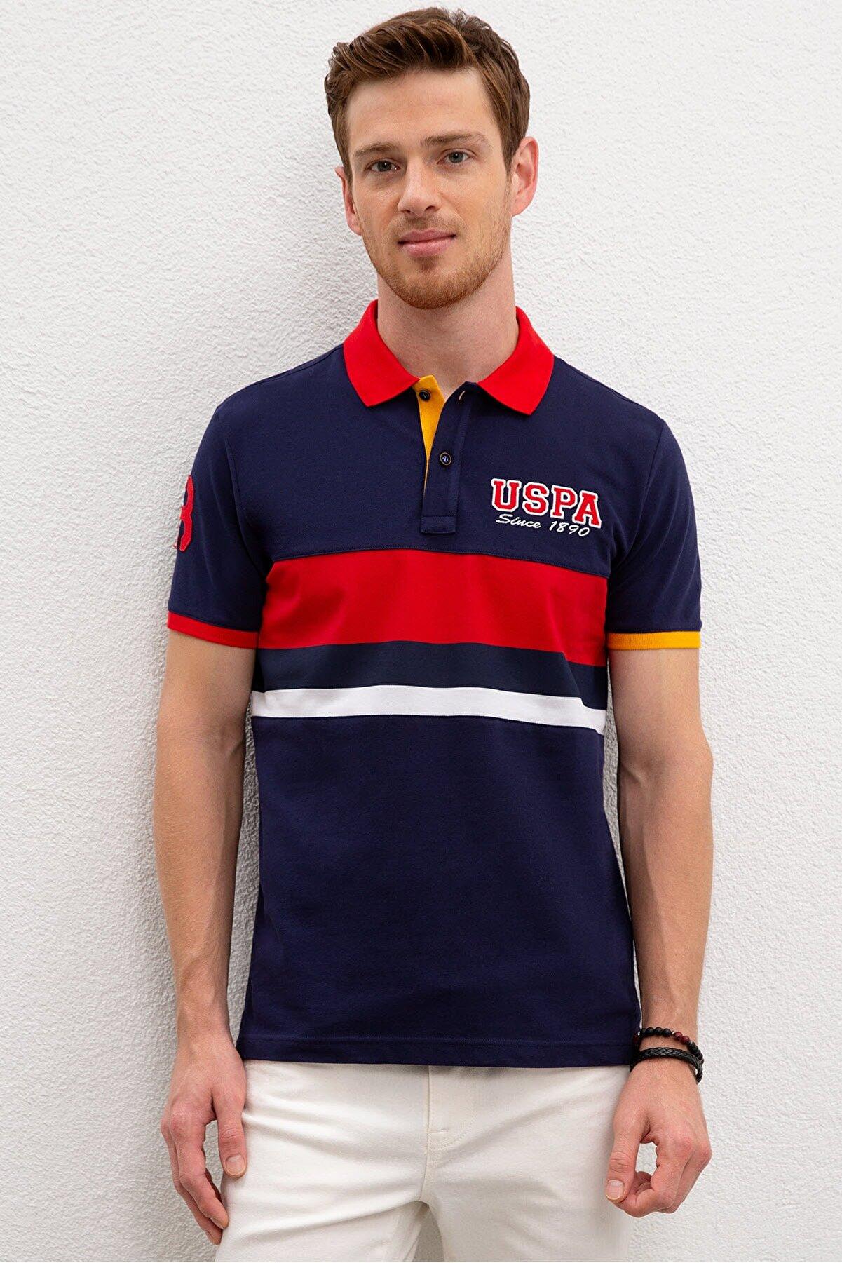 US Polo Assn Erkek T-Shirt G081SZ011.000.1013748