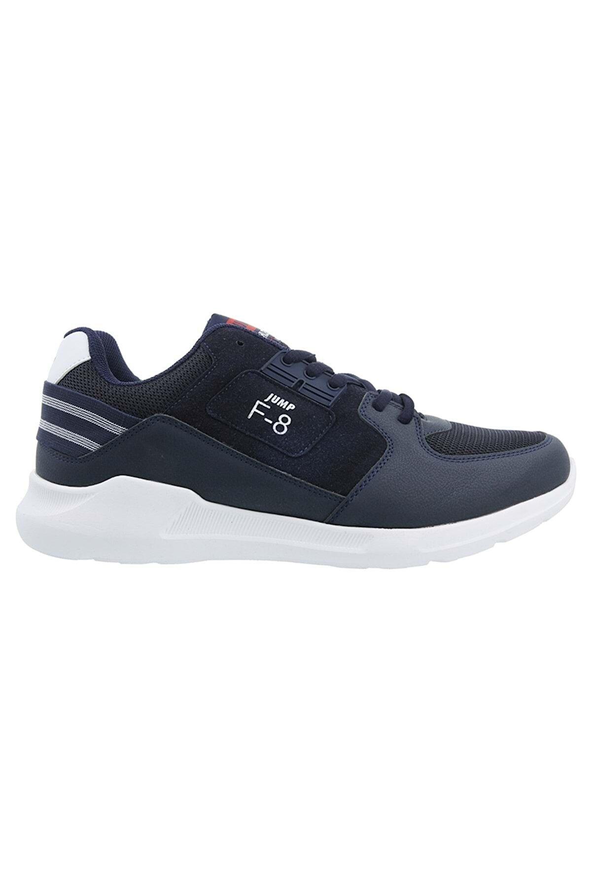 Jump 21159 Unisex Spor Ayakkabı - Lcivert-beyaz - 38