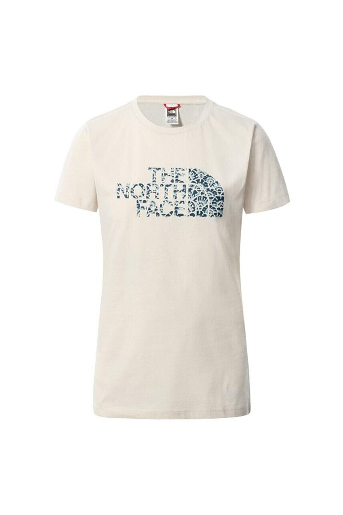 The North Face Kadın Tişört Easy Nf0a4t1q0gw1