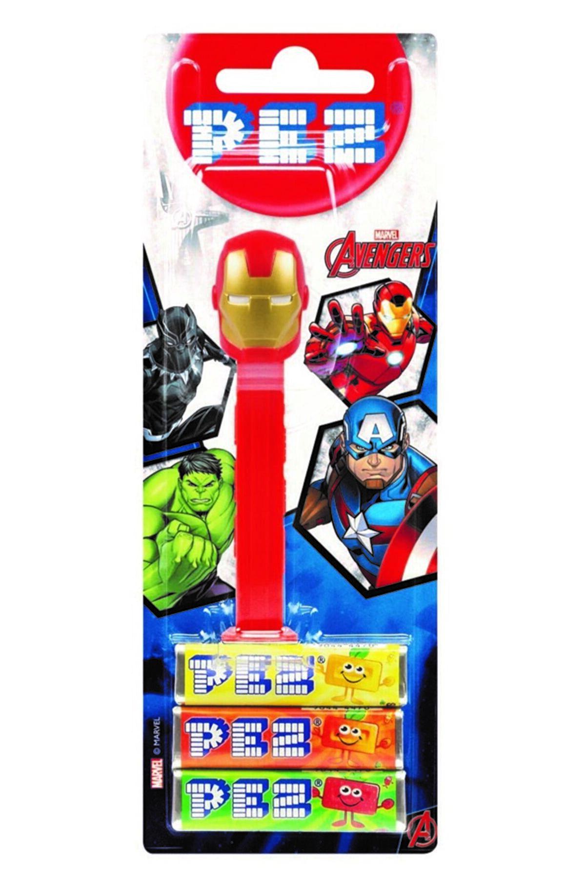 Pez Candy Avengers Iron Man