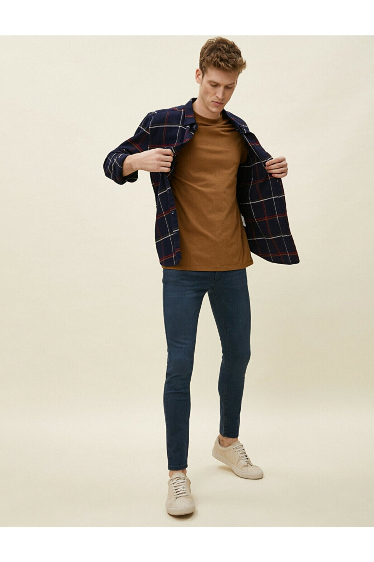 Koton Erkek Justin Super Skinny Jean Pantolon