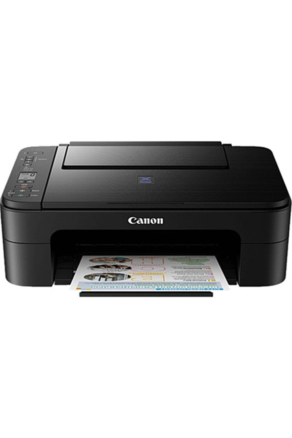 Canon E3340 Renkli Inkjet Yazıcı / Fotokopi+Tarama / Wifi (Canon Eurasia Garantili)