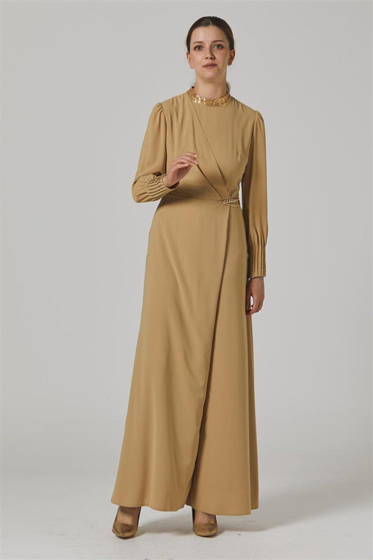 Kayra Elbise-bej Ka-b20-22006-08