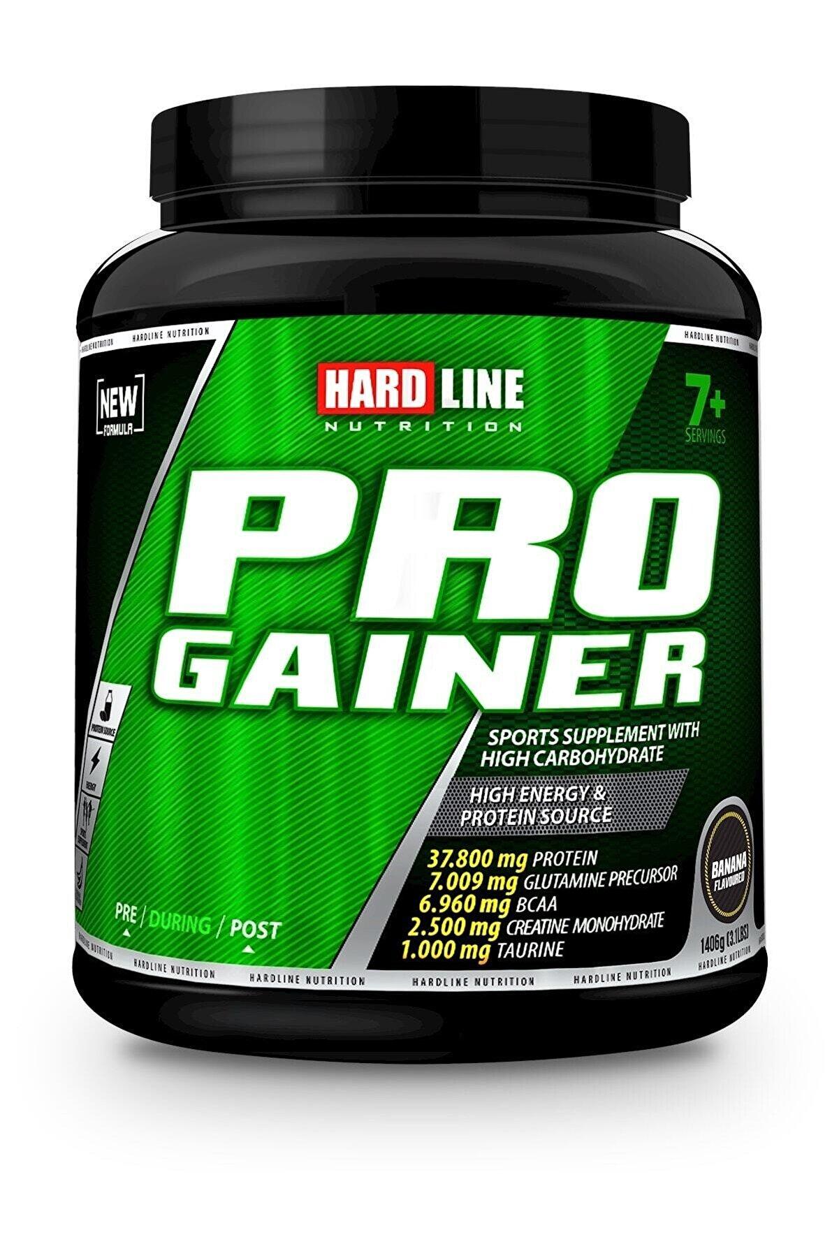 Hardline Pro Gainer Muz 1406 gr Progainer