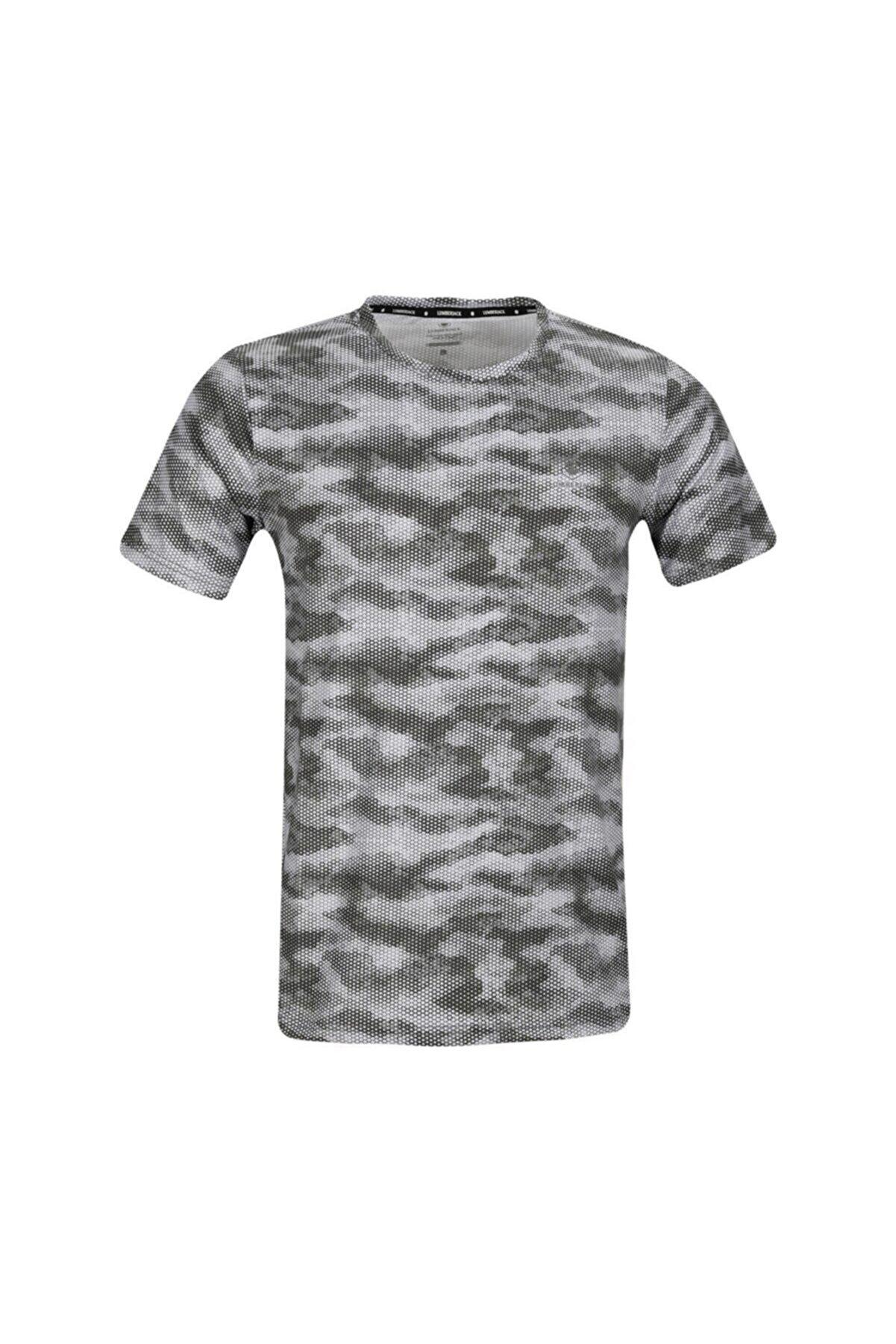 Lumberjack CT239 CLOUD T-SHIRT Haki Erkek T-Shirt 100581872