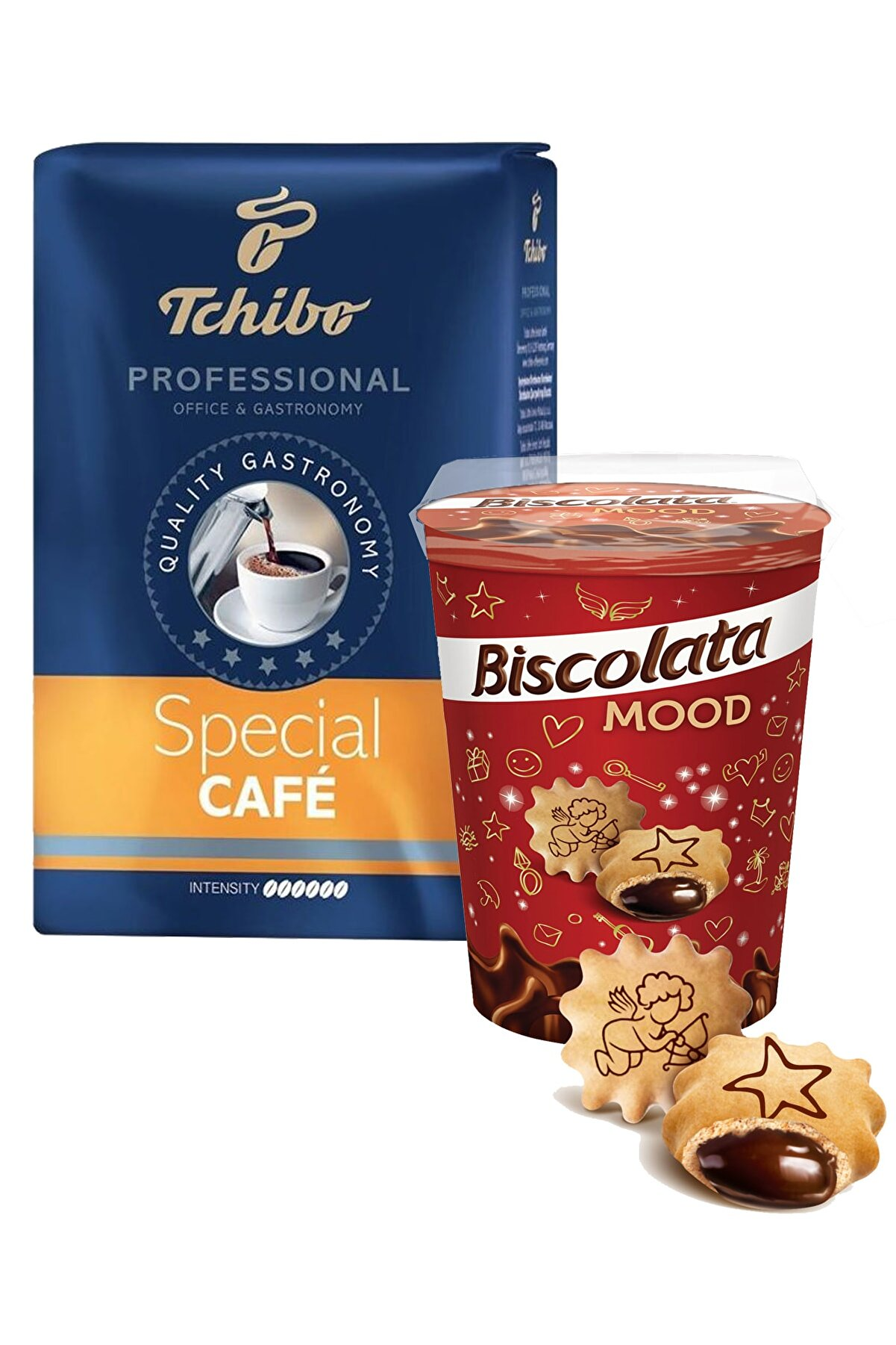 Tchibo Biscolata Mood Çikolatalı - Special Filtre Kahve Keyfi
