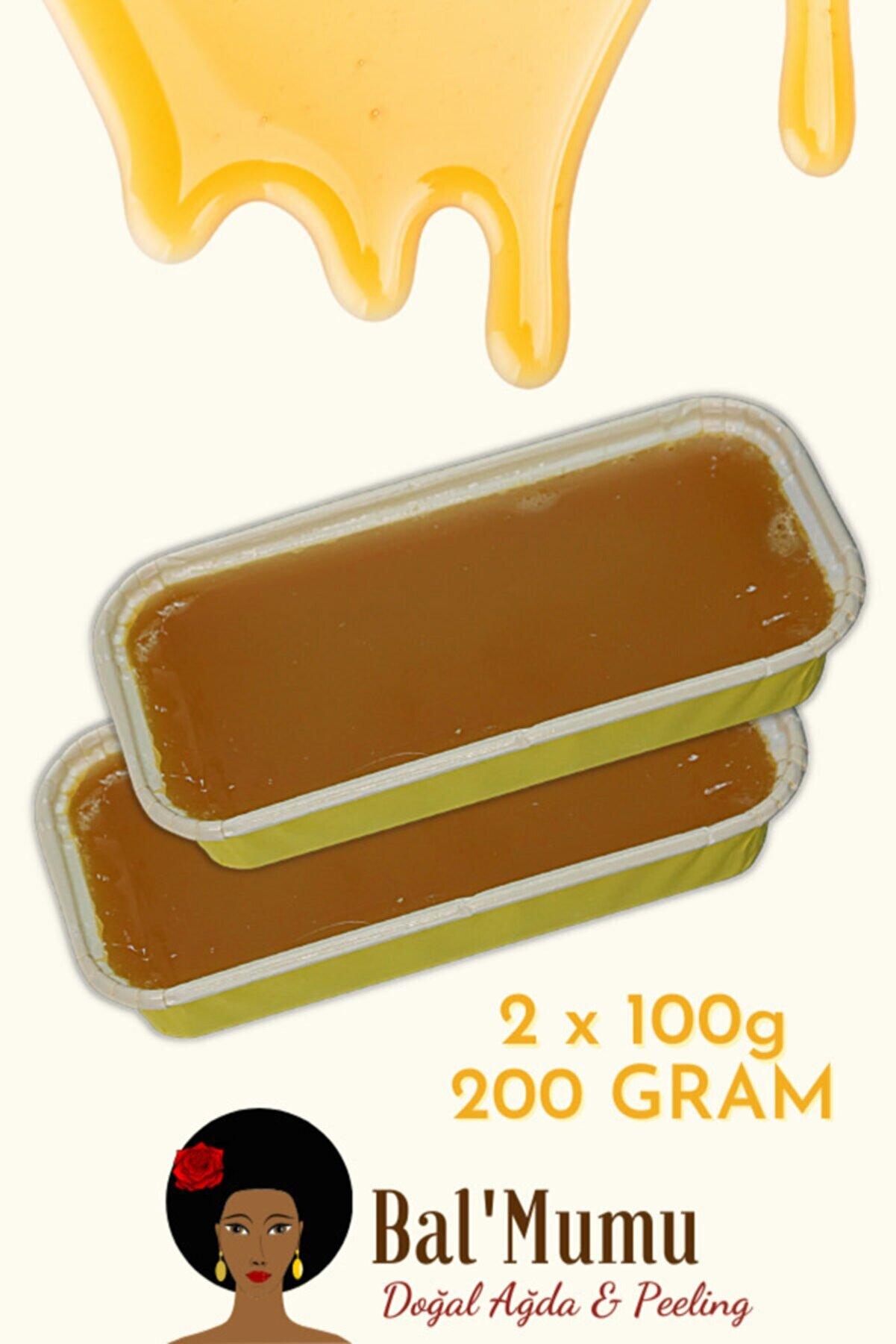 Bal'Mumu Kase Soyulabilen %100 Doğal Yüz Ağdası 2 X 100 gram