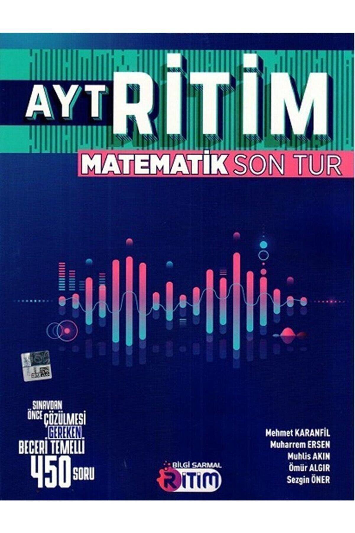 Bilgi Sarmal Yayınları Ayt Matematik Ritim Son Tur Soru Bankası