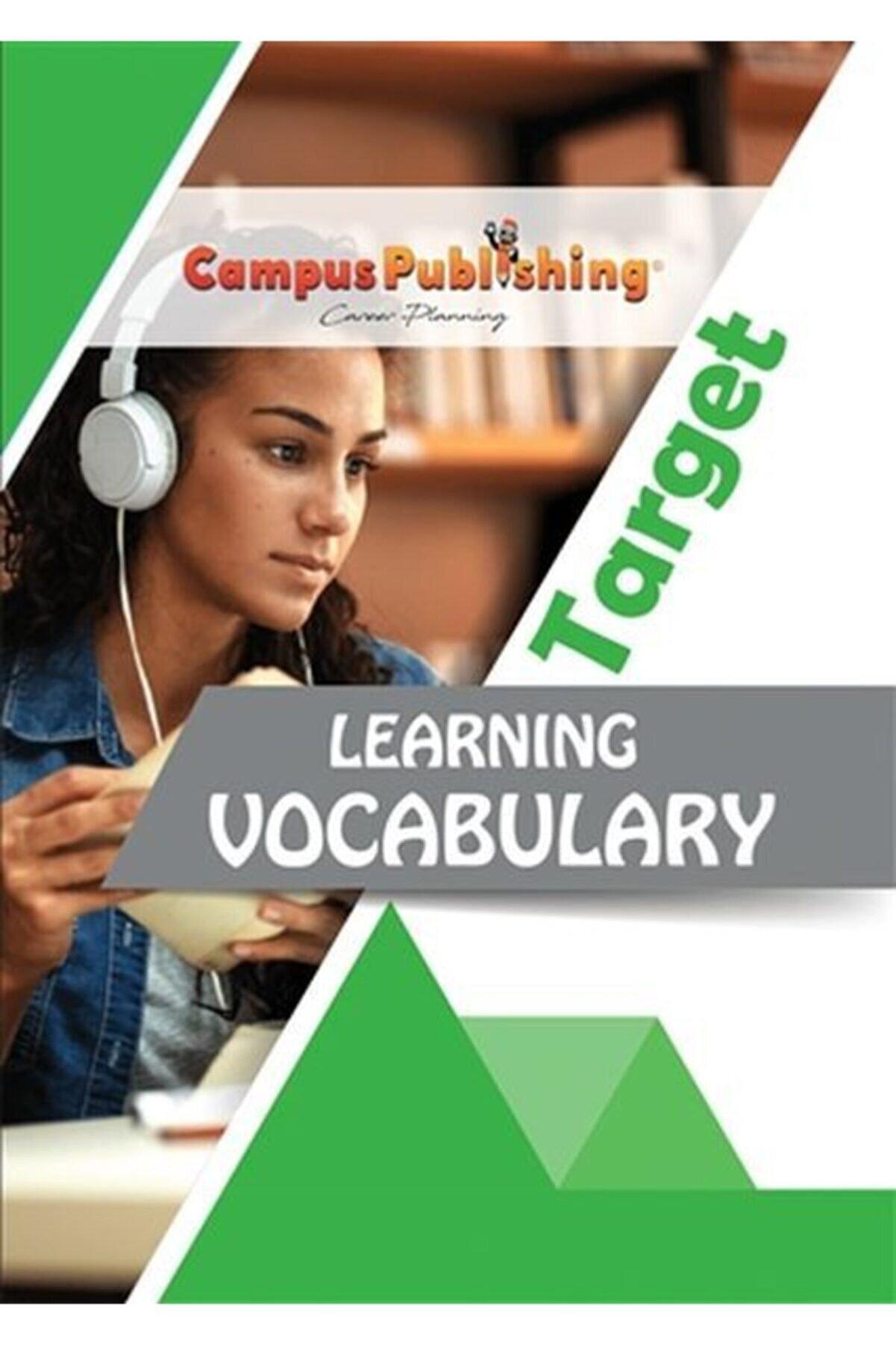 Campus Publishing Target Learning Vocabulary 11