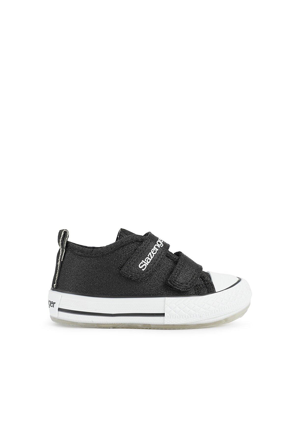 Slazenger Leon Sneaker Çocuk Ayakkabı Siyah Sa11lb013