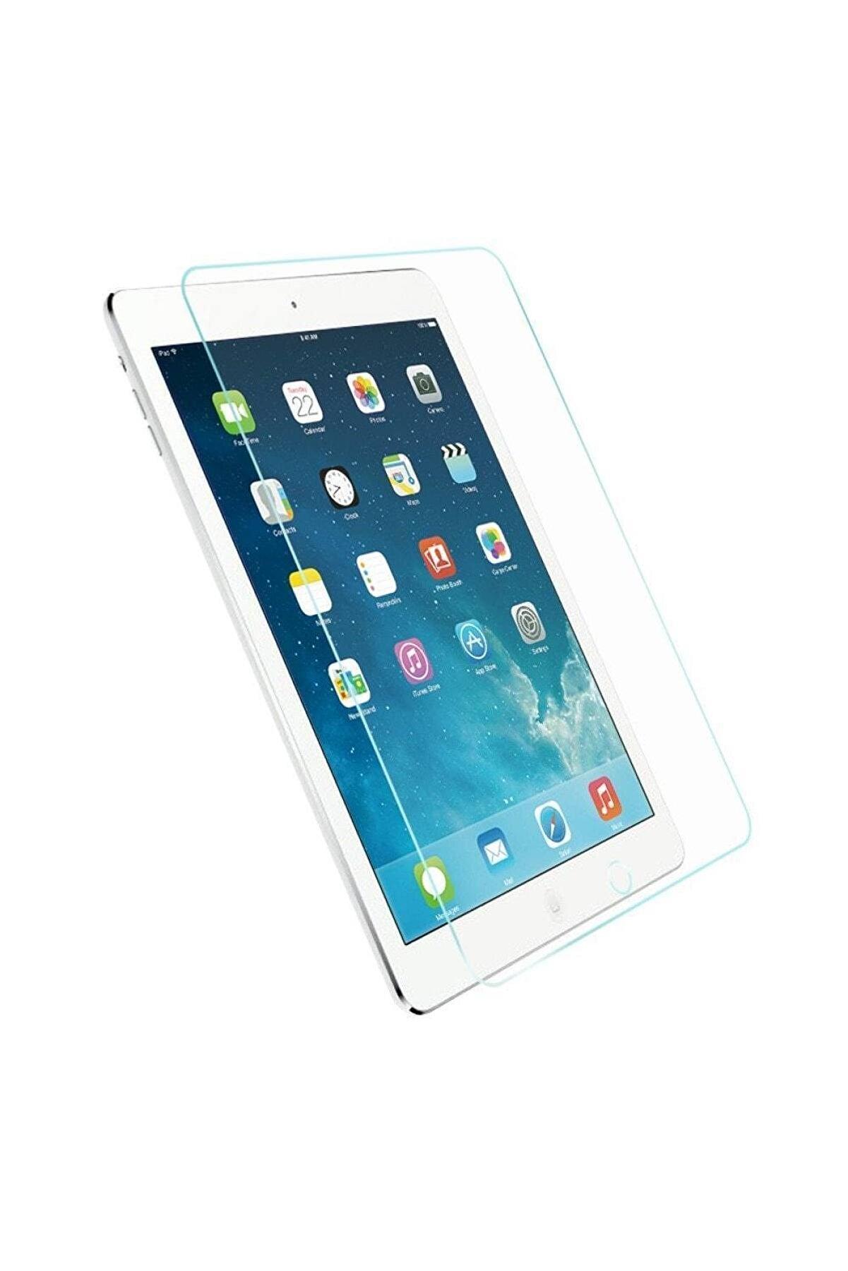 teknocozy Apple iPad 9.7 inç (5.Nesil) Ekran Koruyucu Kırılmaz Cam