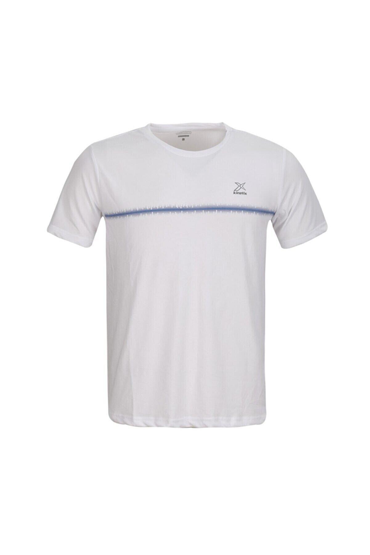 Kinetix SN262 EDDY T-SHIRT Beyaz Erkek T-Shirt 100581681