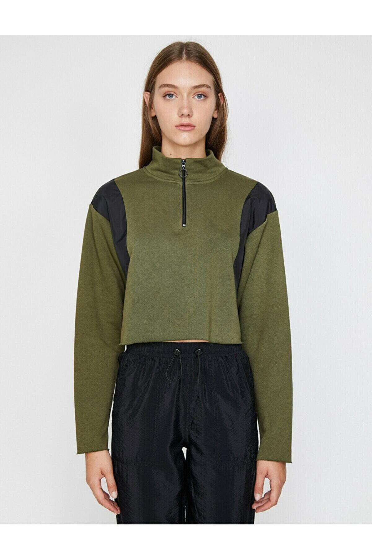 Koton Kadın Paris Sweatshirt